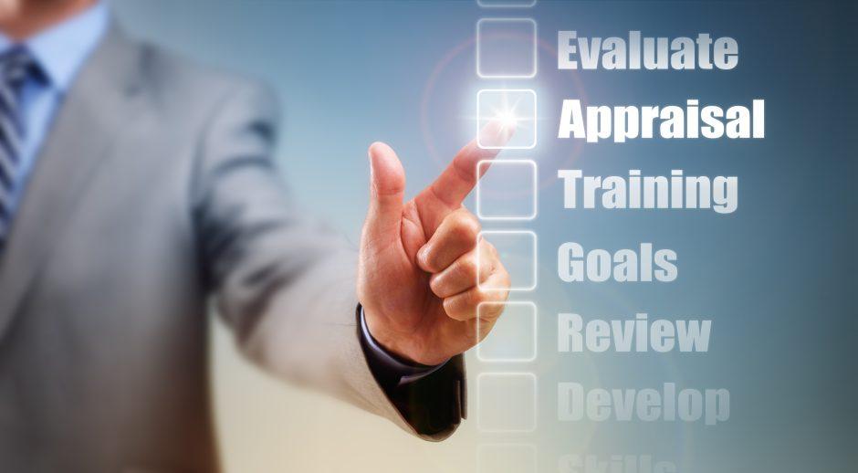 Tipos de avaliação de desempenho Cohros